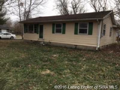 Scott County Single Family Home For Sale: 95 Rural Street