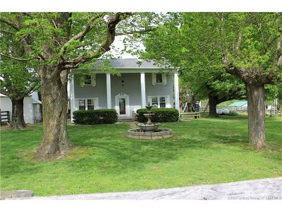 Clark County Single Family Home For Sale: 5119 Bud Prather Road