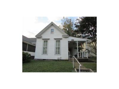 Floyd County Single Family Home For Sale: 1507 E Elm Street
