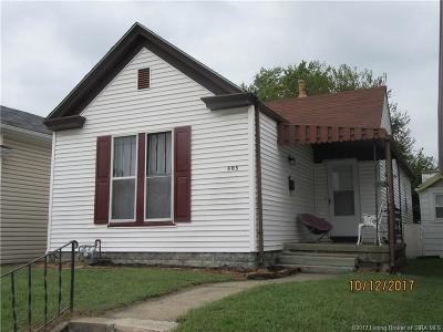 Floyd County Single Family Home For Sale: 605 E Oak Street
