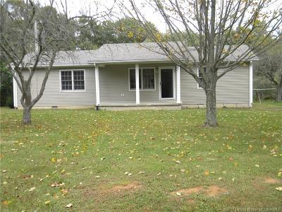Crawford County Single Family Home For Sale: 2708 N Red Hill Road