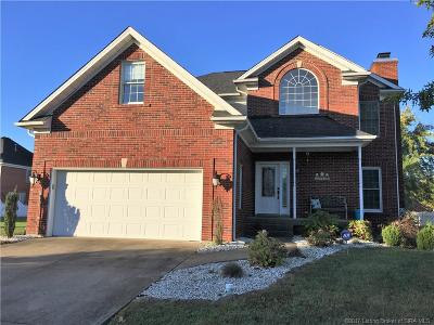 Floyd County Single Family Home For Sale: 3318 Cobblers Court