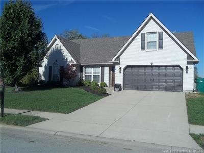 Clark County Single Family Home For Sale: 5607 Silktree