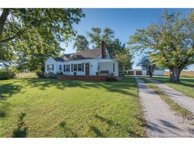 Harrison County Single Family Home For Sale: 3145 Highway 150 NE