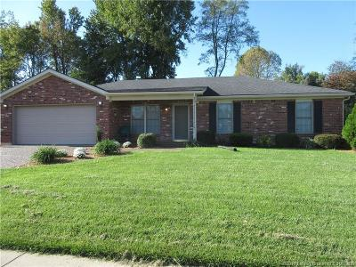 Clark County Single Family Home For Sale: 811 River Oaks Drive