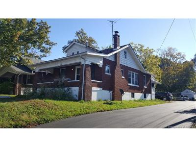 Floyd County Single Family Home For Sale: 2410 Charlestown Road