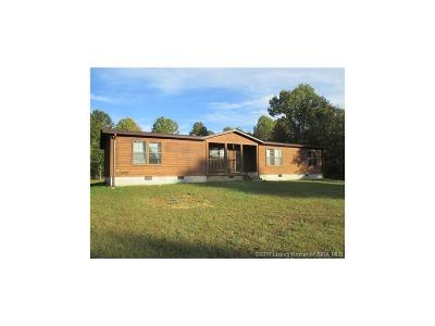 Washington County Single Family Home For Sale: 9710 South West Washington School Road