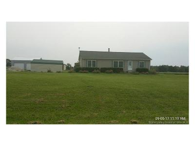 Scott County Single Family Home For Sale: 2708 N Keyway