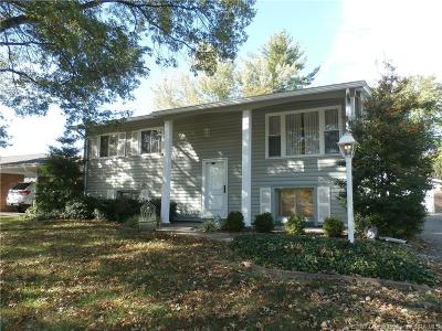 Floyd County Single Family Home For Sale: 209 Robin Lynne Drive