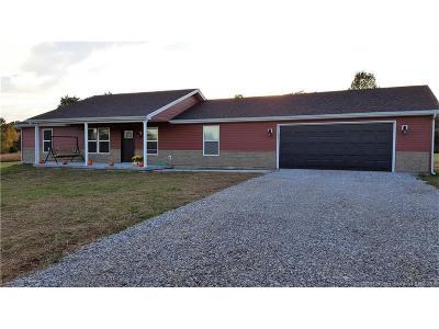 Scott County Single Family Home For Sale: 1738 S Meranda Lane