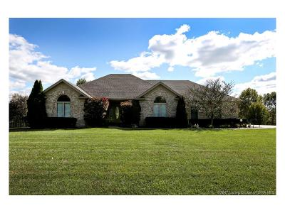 Floyd County Single Family Home For Sale: 5001 White Tail Way