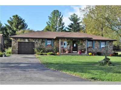 Clark County Single Family Home For Sale: 1012 Bartle Knob Road