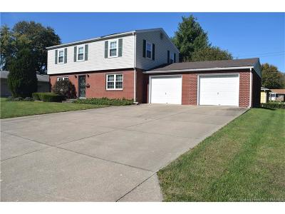 Scott County Single Family Home For Sale: 760 South Street