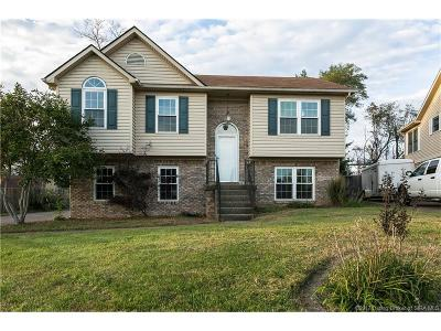 Floyd County Single Family Home For Sale: 4234 Glenbrook E