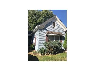 Floyd County Single Family Home For Sale: 1309 Vine