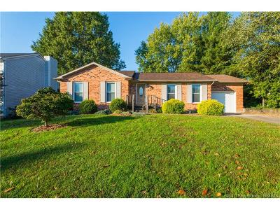 Floyd County Single Family Home For Sale: 3018 Julian Drive