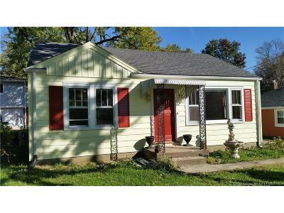 Floyd County Single Family Home For Sale: 2410 Jollissaint Avenue