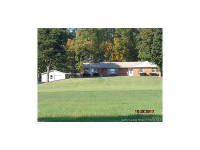 Floyd County Single Family Home For Sale: 2684 French Creek Road