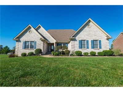 Floyd County Single Family Home For Sale: 8561 Strawberry Meadows Lane