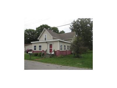 Washington County Single Family Home For Sale: 131 E Poplar