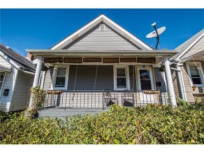 Floyd County Single Family Home For Sale: 603 E Elm