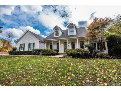 Clark County Single Family Home For Sale: 2719 Emerald Lake