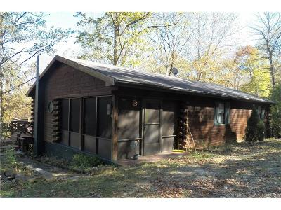Crawford County Single Family Home For Sale: 300 W State Road 64