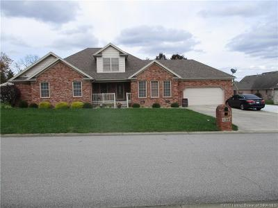 Scott County Single Family Home For Sale: 1088 Emerald Drive
