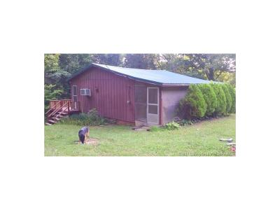 Crawford County Single Family Home For Sale: 2663 E Archibald Falls Road