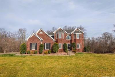 Harrison County Single Family Home For Sale: 1420 Creekstone Drive NE