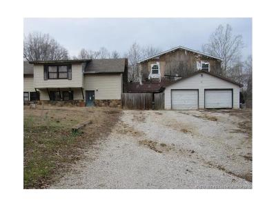 Crawford County Single Family Home For Sale: 5028 E Tunnel Road