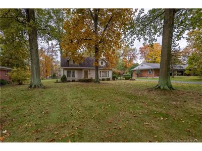 Scott County Single Family Home For Sale: 1103 Woodland