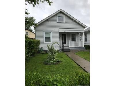 Floyd County Single Family Home For Sale: 2413 Fairmont Avenue