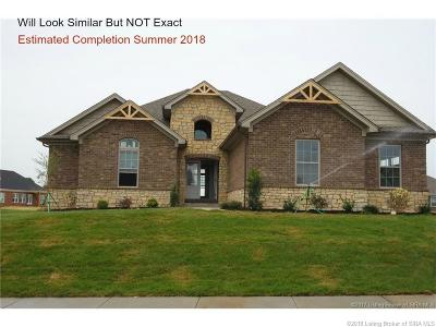 Floyd County Single Family Home For Sale: 3003 Saratoga Lane