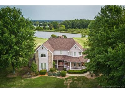 Floyd County Single Family Home For Sale: 6604 Grant Line Road