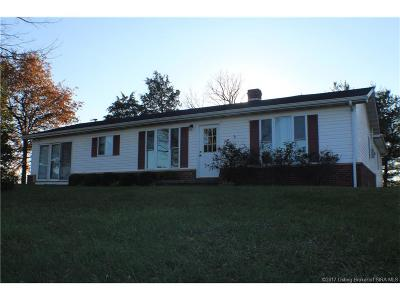 Washington County Single Family Home For Sale: 6141 S Arley Brown Road