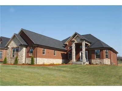 Floyd County Single Family Home For Sale: 3004 Saratoga Lane