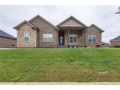 Floyd County Single Family Home For Sale: 5014 Cooks Creek Lane