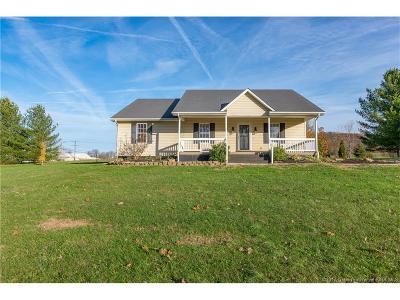 Harrison County Single Family Home For Sale: 1110 Alanwood Lane NW