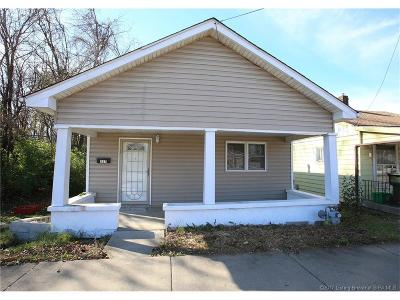 Floyd County Single Family Home For Sale: 237 Silver Street