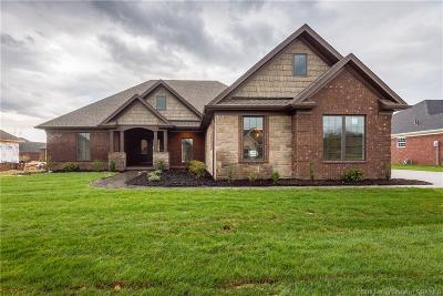 Sellersburg Single Family Home For Sale: 3007 Saratoga Lane