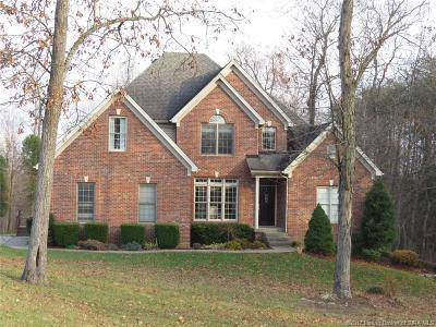 Harrison County Single Family Home For Sale: 5283 Cedarway Drive NE