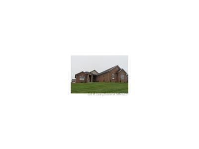 Clark County Single Family Home For Sale: 2911 Boulder Ridge Drive