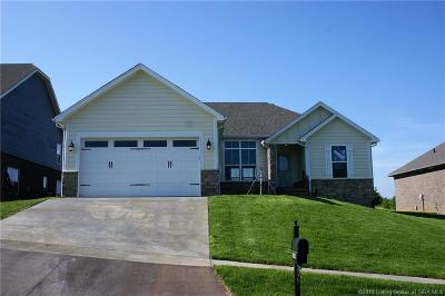 Georgetown Single Family Home For Sale: 1305 - Lot 130 Bethany Lane