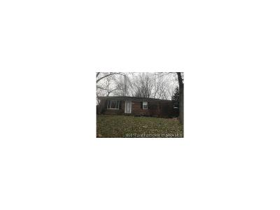 Floyd County Single Family Home For Sale: 3403 Green Valley Road