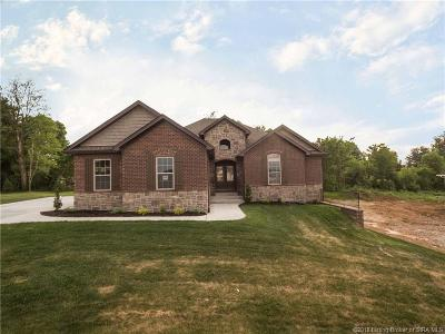 Clark County Single Family Home For Sale: 2993 Crystal Lake Drive