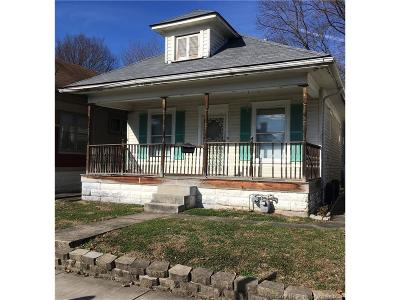 Floyd County Single Family Home For Sale: 1941 Culbertson Avenue
