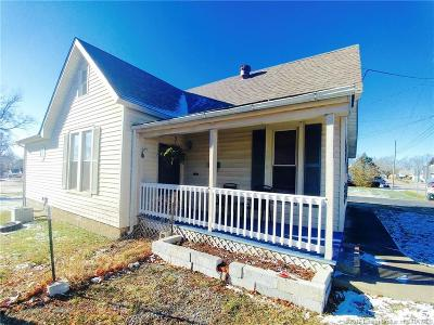Washington County Single Family Home For Sale: 702 Bristol Street