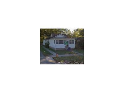 Clark County Single Family Home For Sale: 740 Mechanic