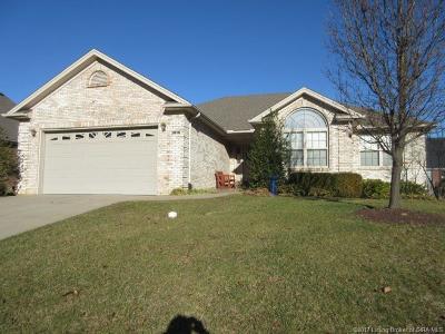 Floyd County Single Family Home For Sale: 3810 Muirfield Drive